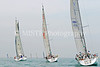 Chicago-Mackinac Trophy Division - Beneteau 36.7 Section