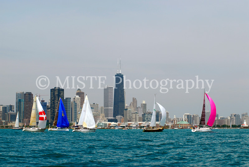 Chicago-Mackinac Double-Handed Division