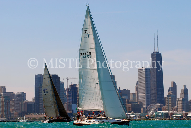 Chicago-Mackinac Cruising Division - Section 1
