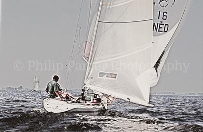 International 5.5 mtr Class 1997