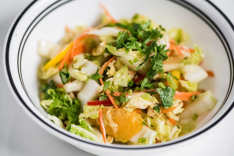 August 4, 2017 | Napa Orange Salad