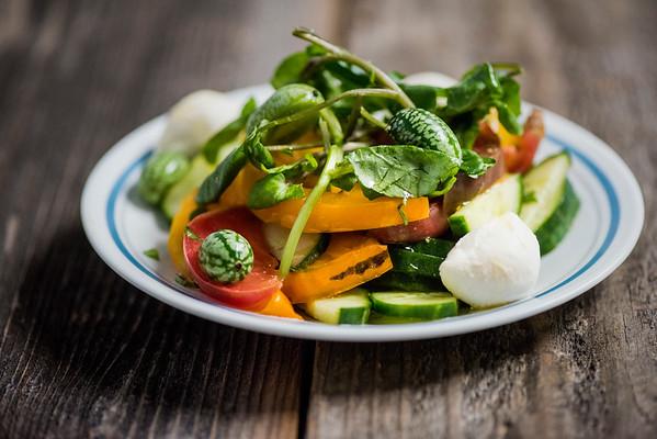 August 25 | Herloom Tomato Salad