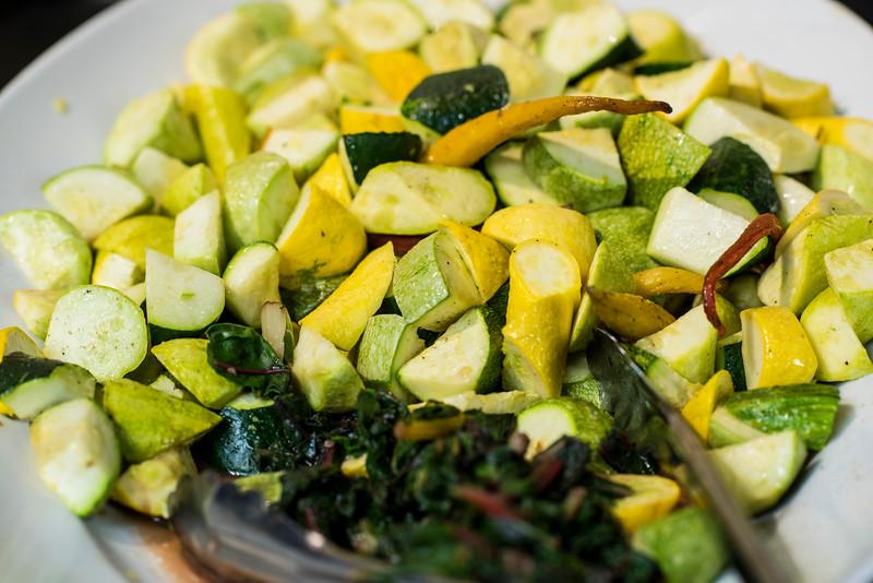 August 9 | Roasted Vegetables