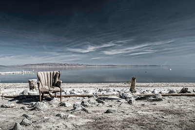The Chair, Salton Sea Marina