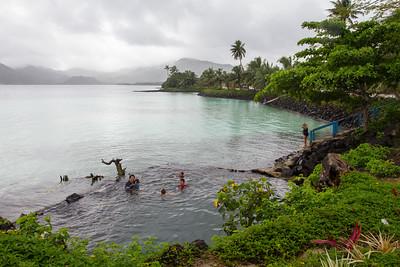 Lefaga Bay