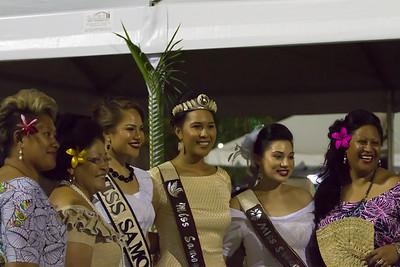 Misses Samoa