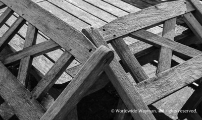 Garden Furniture in Repose
