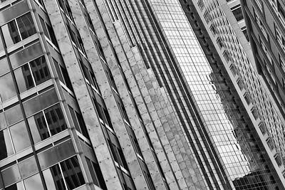 Steel, Glass, Marble, & Bricks
