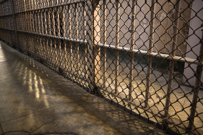 Cell Block Fencing