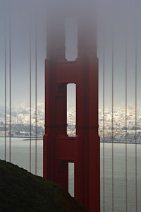 Golden Gate from Bunker Road