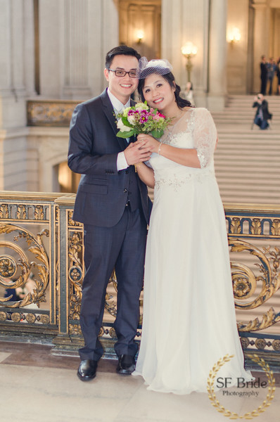 San Francisco city hall wedding packages
