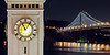 Ferry Building and Bay Bridge