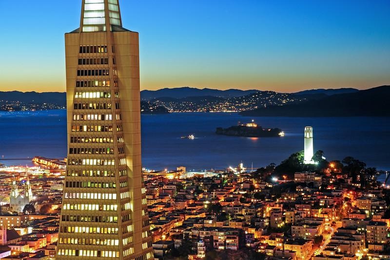 3 SF Landmarks