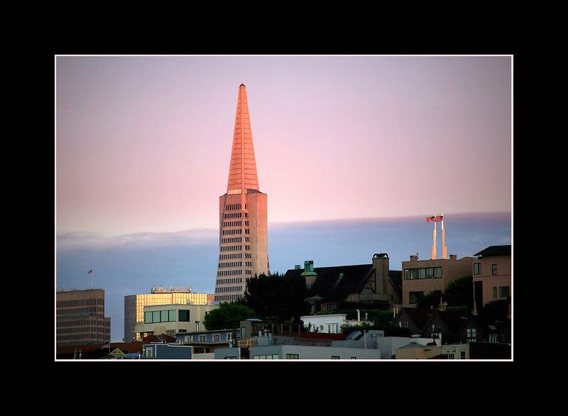Transamerica Pyramid, San Francisco, CA