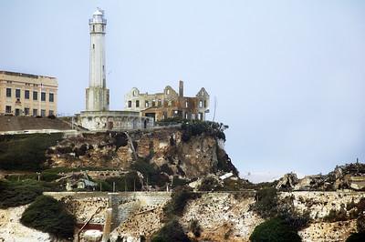 Eerie Alcatraz.