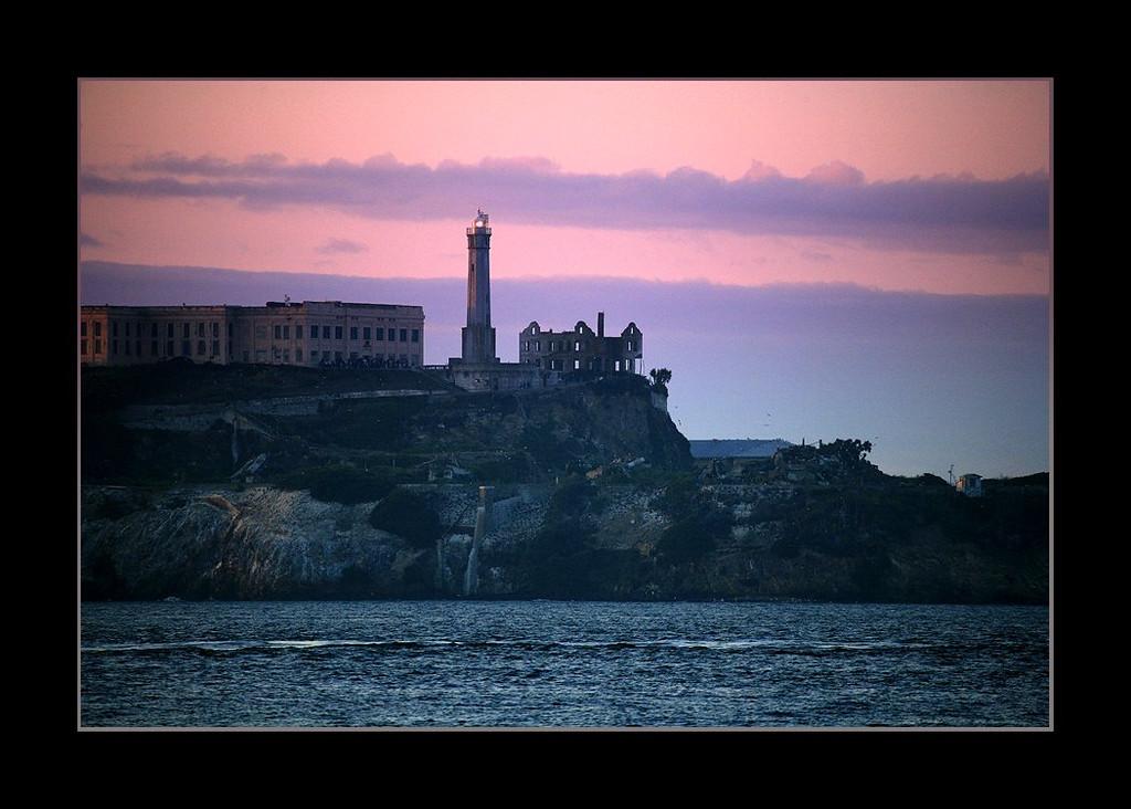 Alcatraz Federal Penitentiary, San Francisco, CA