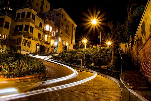 Classic Lombard Street