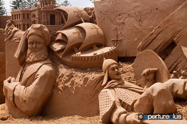 Sand Art 4