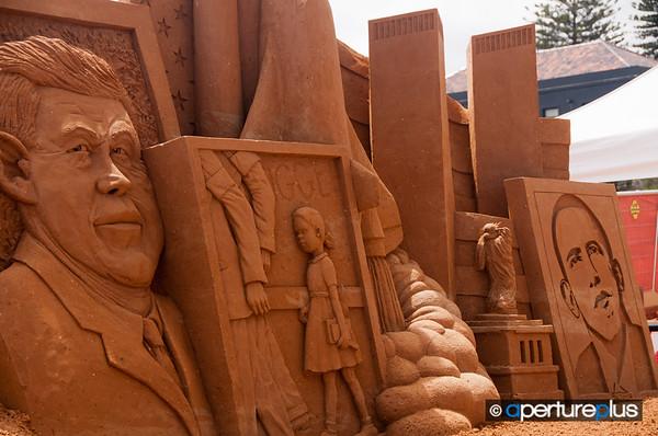 Sand Art 11