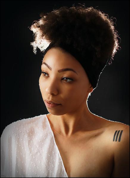 Portrait of Sandra