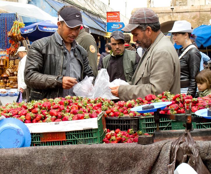 Jolies ces fraises !