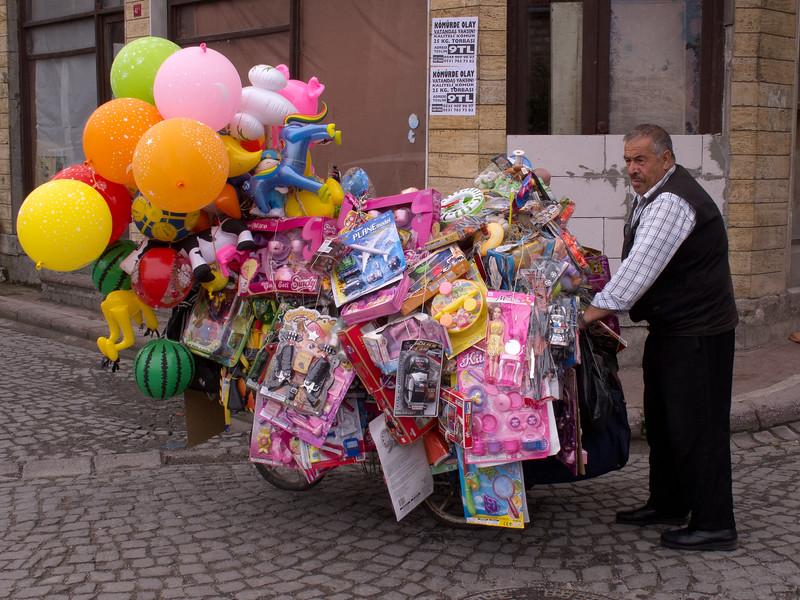 Le marchand de jouets