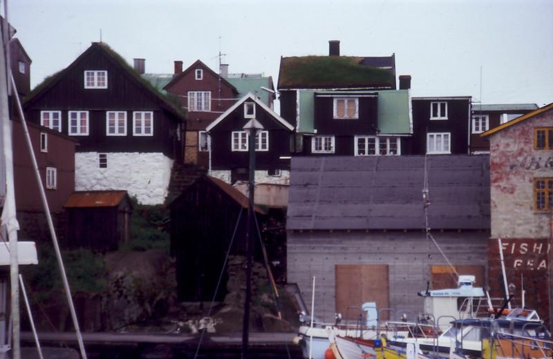 Thorshavn harbour
