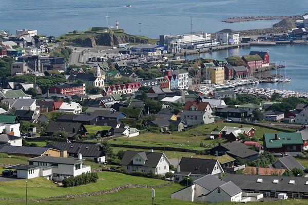 Olafsökur, Thorshavn