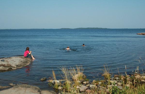 Lökholm summer life