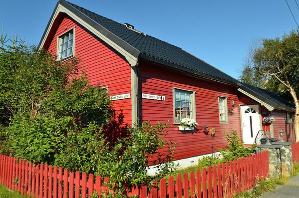 Kirkenes early morning