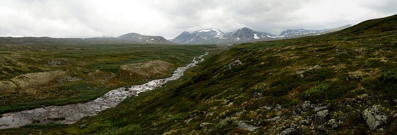 Svanadalen of Dovrefjell