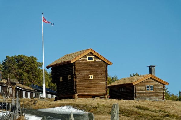 Hindvangen in Sjodalen