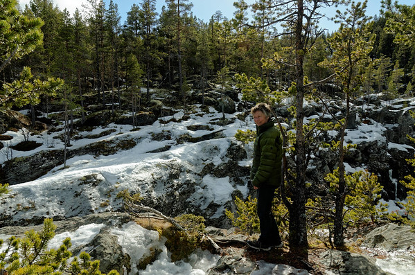 Riddarspranget in Sjodalen
