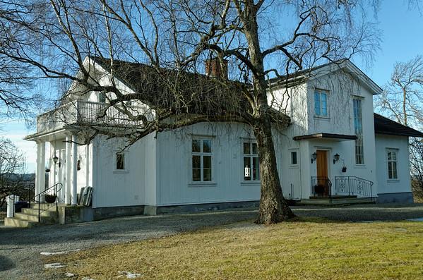 Gudbrandsdalen farmhouse