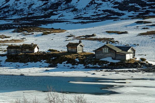 Jo Gjende's seter cabin