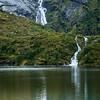 Waterfalls on the Munkebu Trail