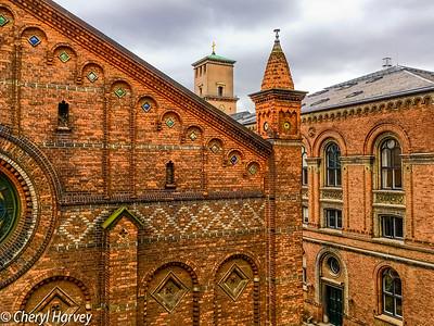 Oslo, Copenhagen, and Stockholm