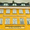 Yellow Building, Nyhavn, Copenhagen