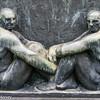 Two Men, Vigeland Sculpture Park