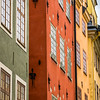 Old Town Buildings, Stockholm