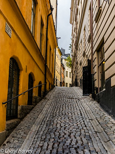 Old Town Alley, Stockholm