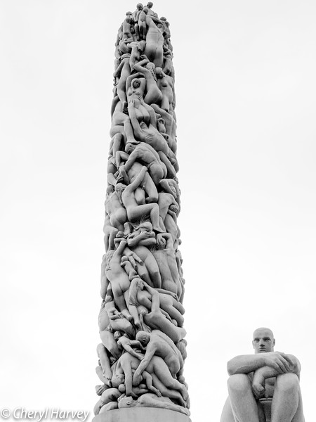 Man and Humanity, Vigeland Sculpture Park