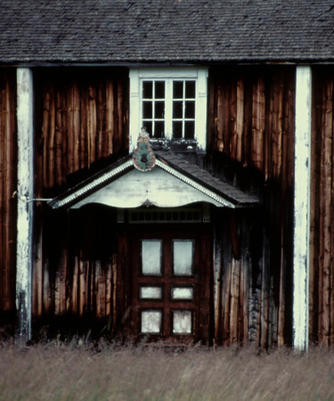 Old farmhouse, Ljungdalen