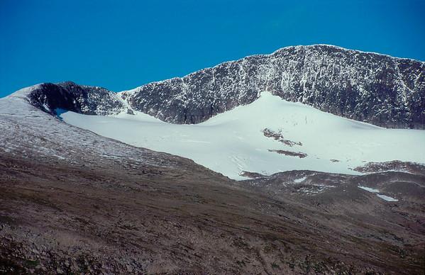 Mt. Helags 1796 m