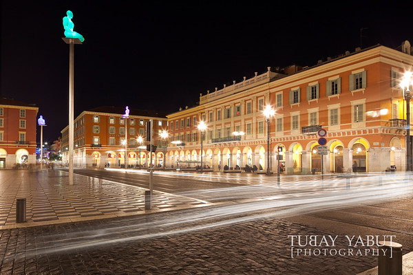 Place Masséna (North), Nice