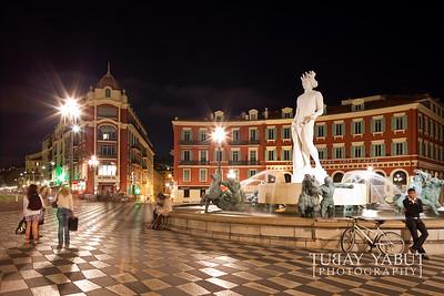Place Masséna (South), Nice