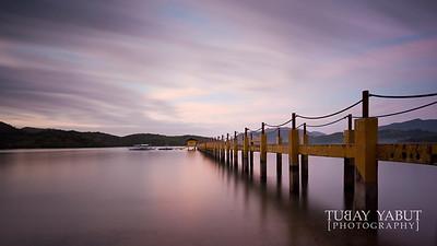 """Coron Pier"" (Palawan, Philippines)"