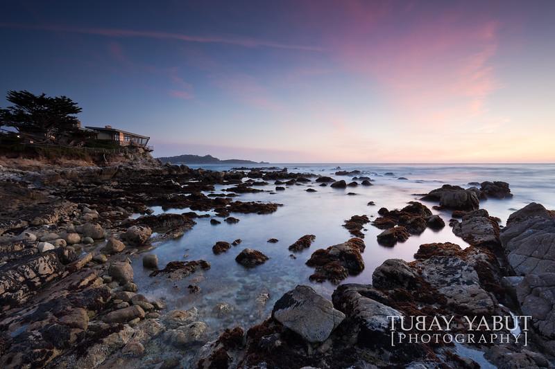 """Carmel House by the Sea"" (Carmel, CA)"