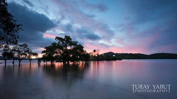 """Coron Sunset"" (Palawan, Philippines)"