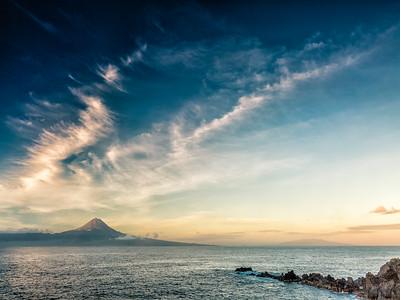 Pico Alto at Dawn